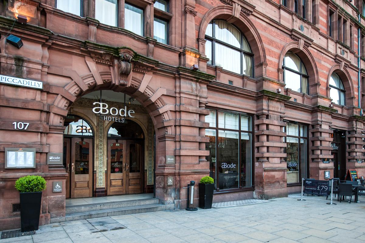 The Abode Hotel Manchester
