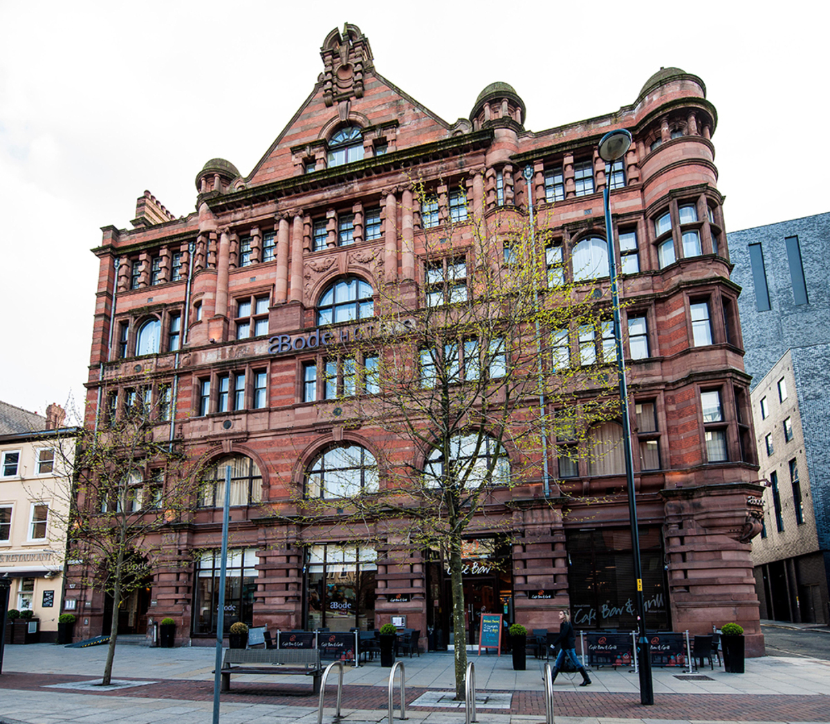 Christmas Places To Go Manchester: Manchester Hotel Gallery
